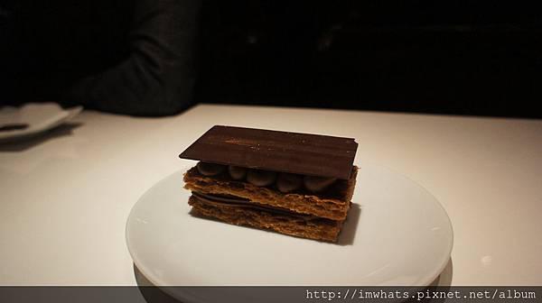 瑪歌尼尼巧克力佛爺疊