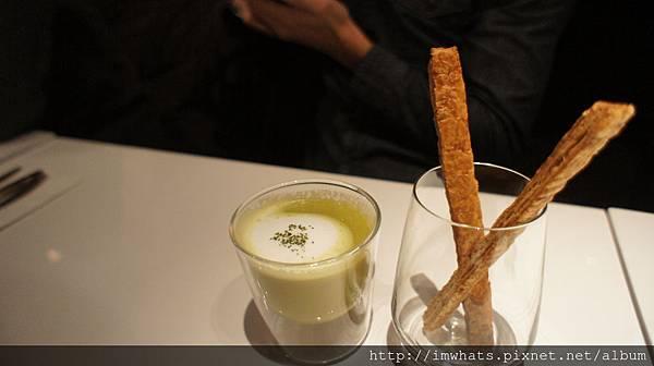 瑪歌尼尼坎特綠蔬濃湯