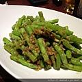 食尚曼谷蝦醬四季豆