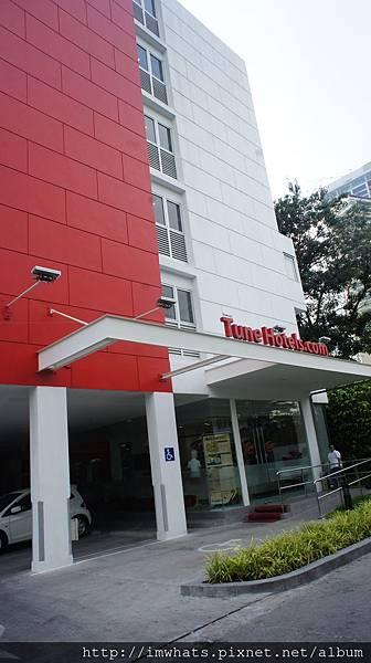 tune hotel asokeDSC08355