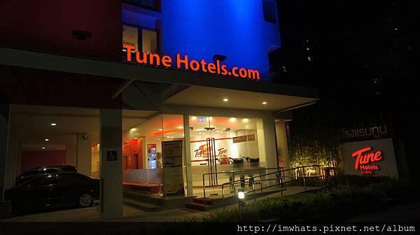 tune hotel asokeDSC08459