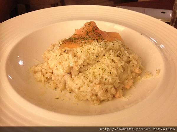 bianco燻鮭魚檸檬飯.JPG