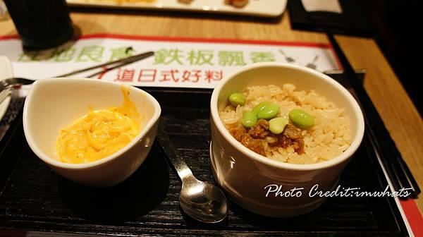 hot 7新鐵版冬蝦蒸飯.JPG