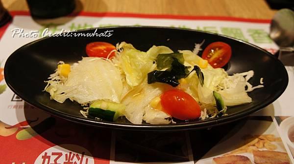 hot 7新鐵版海藻鮮蔬沙拉.JPG