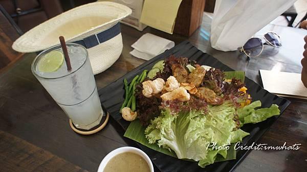 尼曼明路thai style salad.JPG