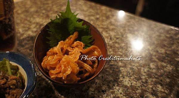 八重山燒肉豬耳泡菜.JPG