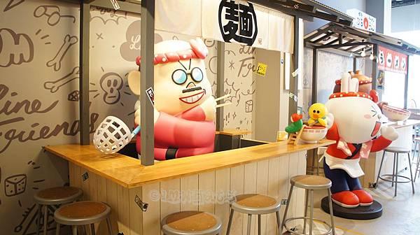 line friend store cafeDSC07896.JPG