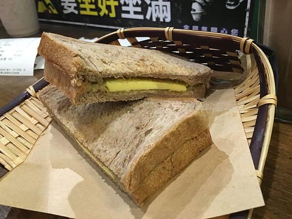 金福氣南洋食堂咖椰烤土司.JPG