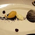 教父牛排熔岩巧克力蛋糕.JPG