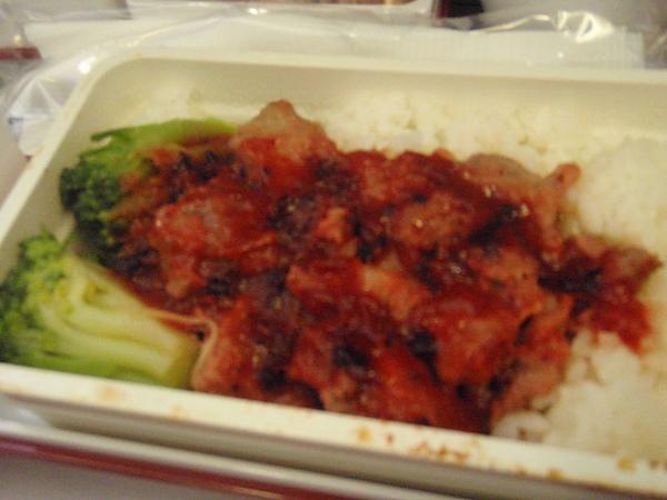 紅燒豬肉飯