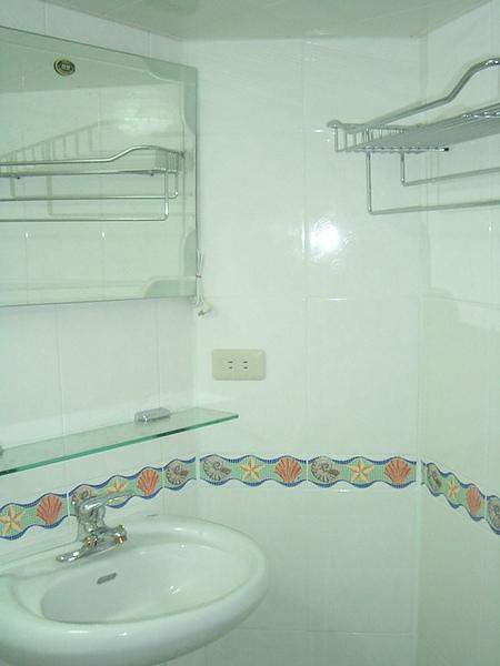 閃亮亮的浴室