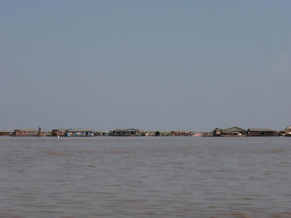 東南亞最大淡水湖