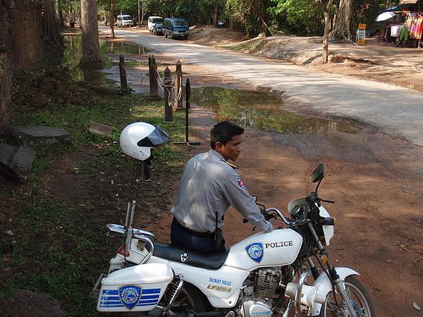 angkor police