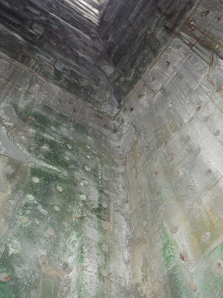 牆上的洞以前都是鑲滿寶石的