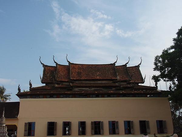 小乘佛教的寺廟風格