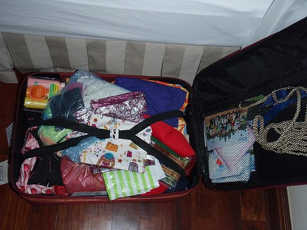 我的行李箱