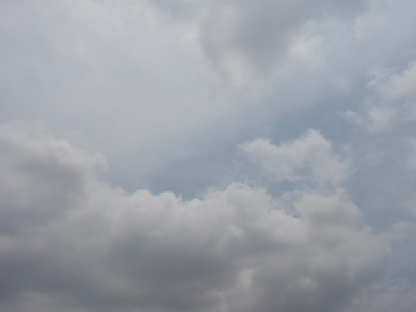 我會想念這裡的藍天白雲