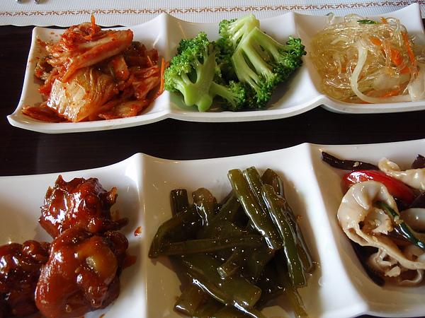 金李朴小菜