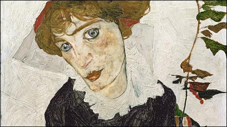 瓦莉的肖像