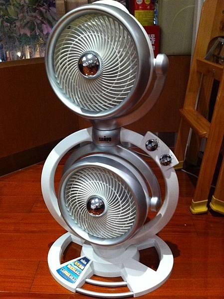 聲寶電風扇