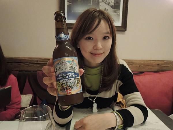 白朗峰啤酒!好喝!
