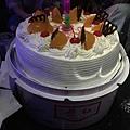 重要意涵難以言喻的蛋糕...