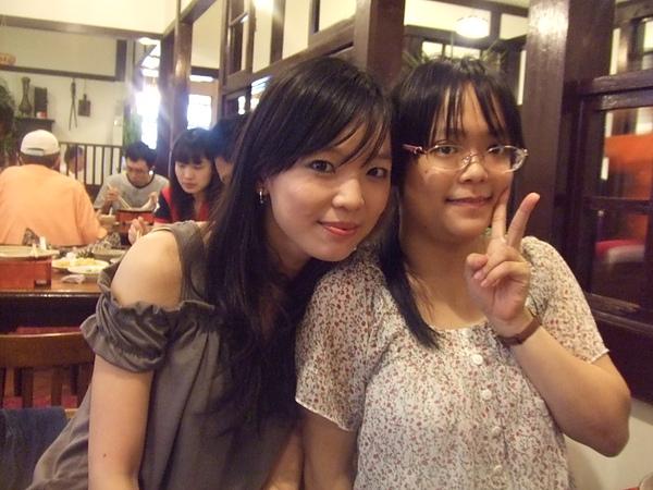 我和可愛的學妹