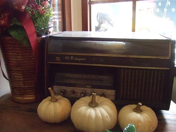 舊式收音機