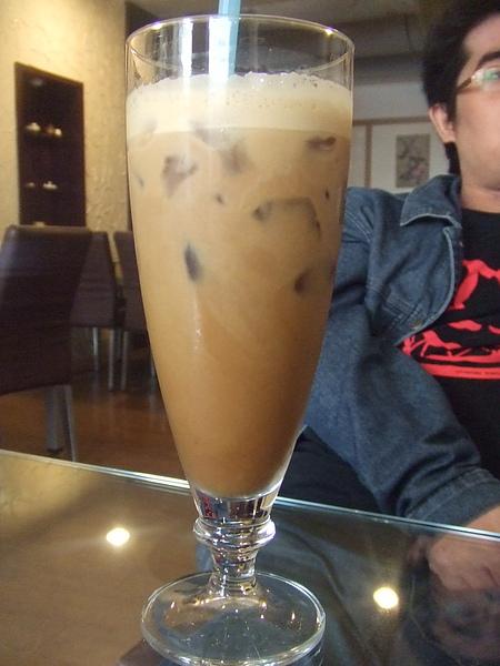老猴的冰咖啡