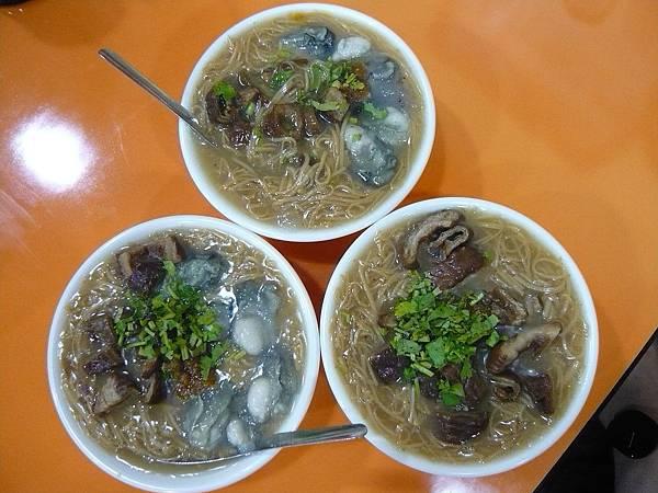 0613 陳記腸蚵麵線- 小編全餐