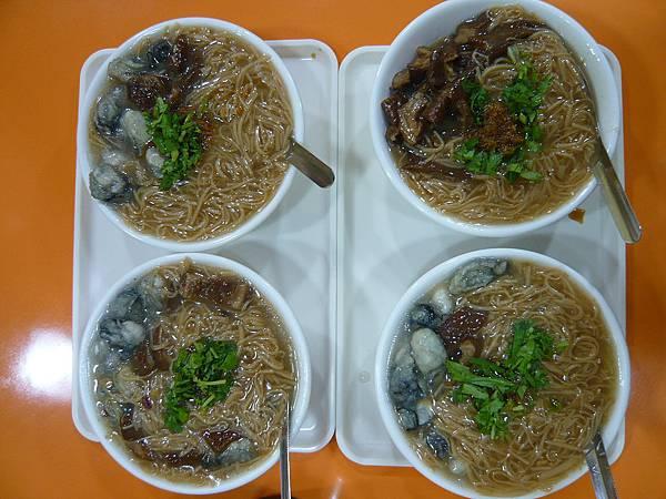 0617 陳記腸蚵麵線-小編全餐