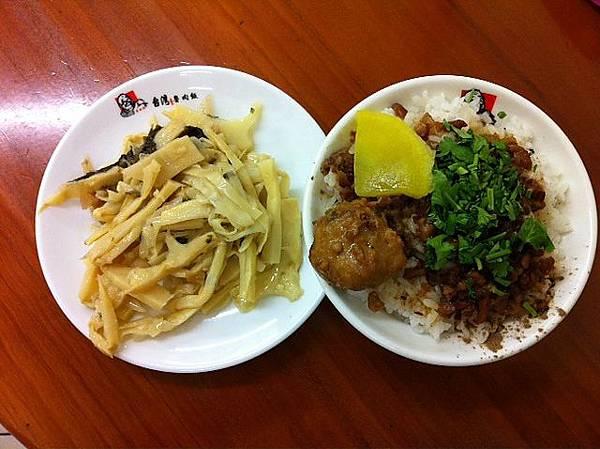 0704 台灣魯肉飯