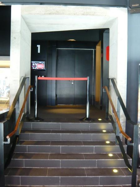 高低扶手-大廳