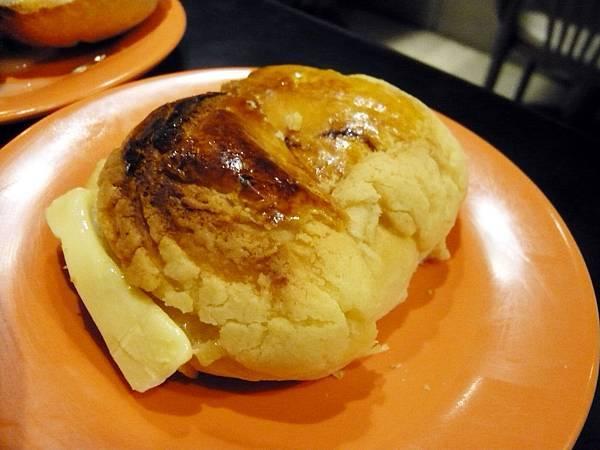 0525 維多利亞茶餐廳- 波蘿油