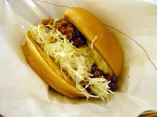0601 摩斯漢堡-南洋雞腿堡