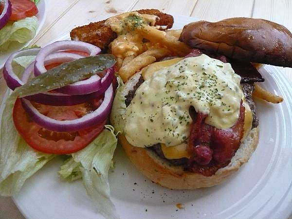 0608 Mr. Burger