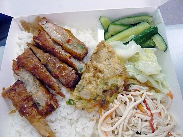 0527 一級棒餐盒- 泰式蝦捲