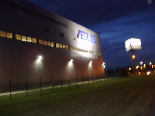 Asus CSC @ Ostrava