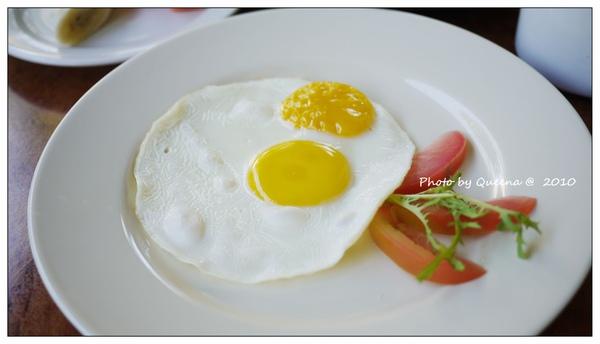 鹹蛋超人早餐
