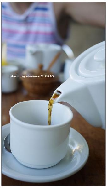 來一杯茶,享受一下清閒