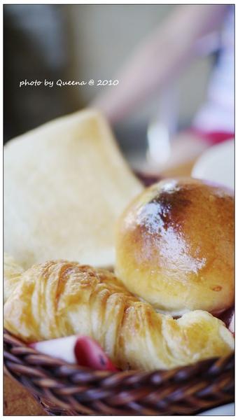 這個麵包好吃