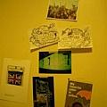 我的牆壁。