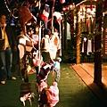 Edinburgh night market