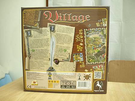 Village 農村出代誌