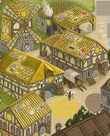 農村出代誌 Village