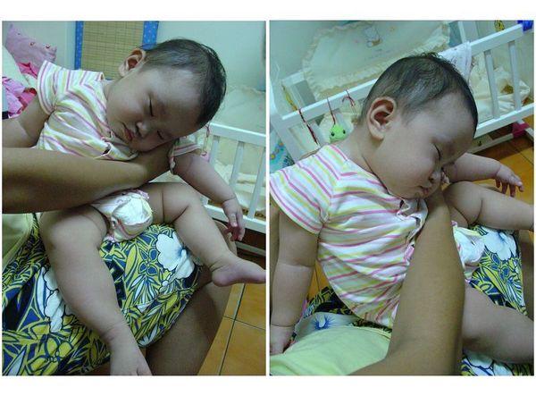 她好久沒有這樣睡著了...