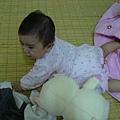 2006-09-07的懇親回來的schnappi