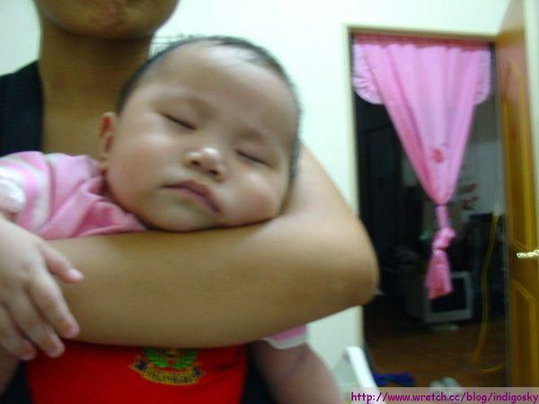 20060814 夏皮肥臉