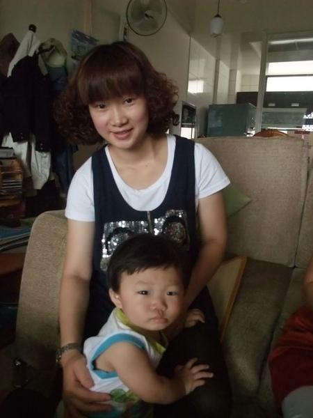 靚媽與兒子小辰