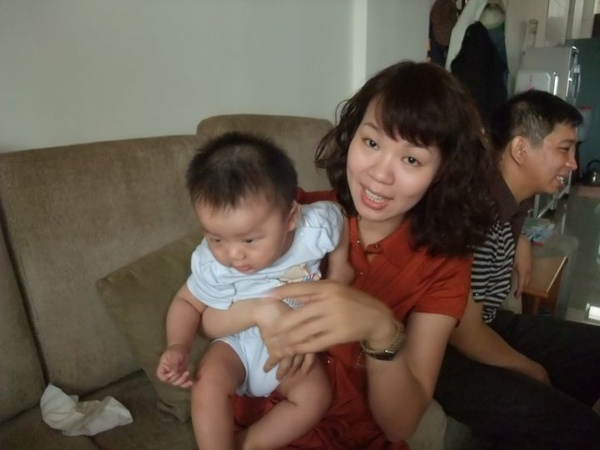 辣媽與小閎